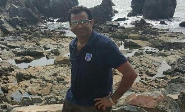 Former Goa Ranji cricketer, Rajesh Ghodge