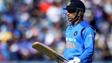 MS Dhoni, dubious dismissal, first ODI, upsets fans