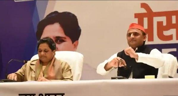 Akhilesh Yadav, Mayawati, 50-50 in Uttar Pradesh, no entry for Congress