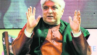 Javed Akhtar, PM biopic, credit, writing songs